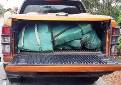 Kẻ vận chuyển hơn 300kg ma túy đá cúi đầu xin giảm hình phạt - ảnh 1