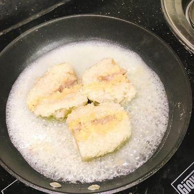 Rán bánh chưng cách này đảm bảo bánh giòn tan không cần một giọt dầu - ảnh 1