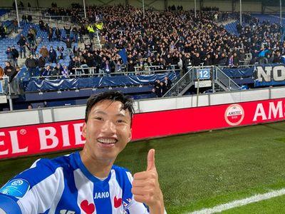 Văn Hậu có thể trở thành cầu thủ Việt đầu tiên có danh hiệu ở châu Âu - ảnh 1