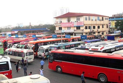 Nghiên cứu đề xuất mở bến xe sau 0h để giảm ùn tắc giao thông - ảnh 1