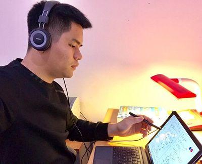 Thầy giáo Hà Nội biến công thức toán khô khan thành nhạc rap bắt tai - ảnh 1