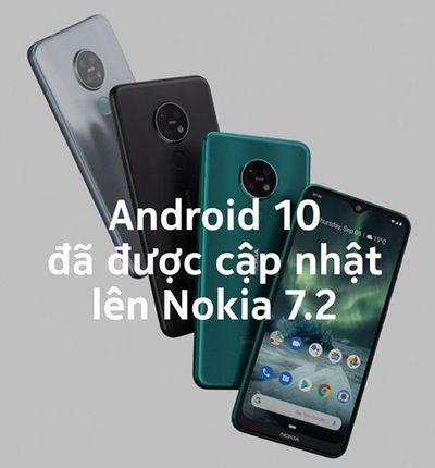 Tin tức công nghệ mới nóng nhất hôm nay 2/4: Nokia 7.2 chính thức được cập nhật Android 10 - ảnh 1