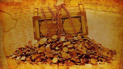 Bí mật kho báu cổ: Đoạn mã chỉ dẫn tới hàng tấn vàg bạc thách thức nhân loại hơn 200 năm - ảnh 1
