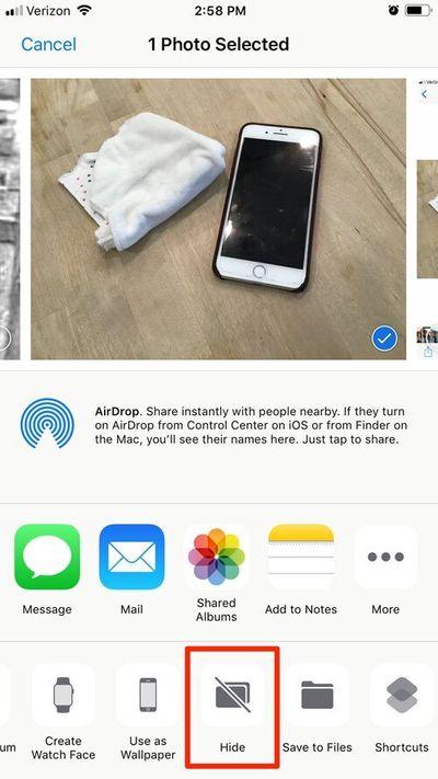 Tin tức công nghệ mới nóng nhất hôm nay 1/6: Mẹo giấu ảnh nhanh cực kì đơn giản trên iPhone ai cũng nên biết - ảnh 1