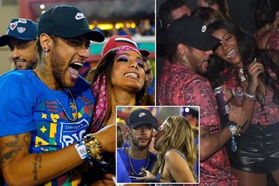 Neymar - siêu cầu thủ tràn ngập scandal của Brazil - ảnh 1