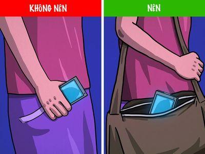 Bỏ ngay những cách dùng smartphone kiểu này, kẻo hối không kịp - ảnh 1