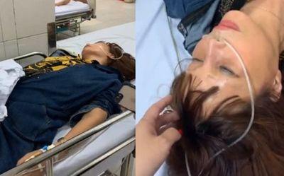 Cô dâu 62 tuổi lại phải nhập viện vì sốc, chồng trẻ dọa kiện người nói xấu - ảnh 1
