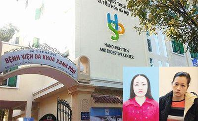 Khởi tố điều dưỡng viên Bệnh viện Xanh Pôn làm giả giấy chuyển tuyến - ảnh 1