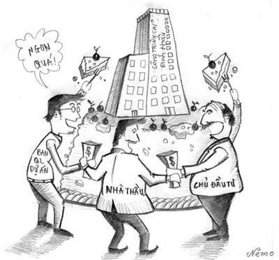 Vì sao doanh nghiệp lựa chọn nhà thầu không đủ điều kiện? - ảnh 1
