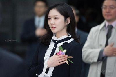 Nhan sắc gây choáng váng của Jang Nara ở tuổi 37 - ảnh 1