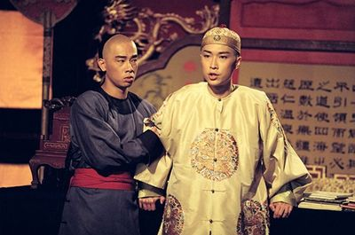 """Sao Hoa ngữ và những vai diễn """"thay đổi vận mệnh"""" trong phim kiếm hiệp Kim Dung - ảnh 1"""