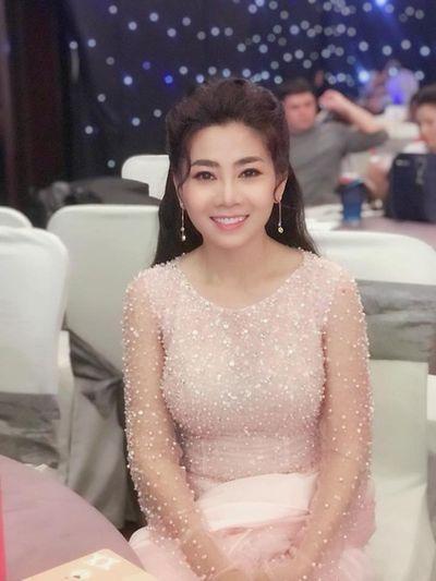 Ngỡ ngàng thấy diễn viên Mai Phương tươi tắn trở lại với công việc - ảnh 1