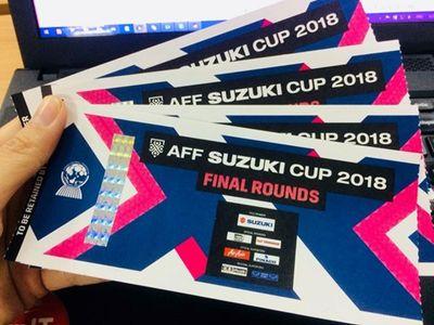 Vé chợ đen 1 ngày trước trận bán kết AFF Cup 2018: Giá nào cũng có, tăng nhanh vùn vụt - ảnh 1