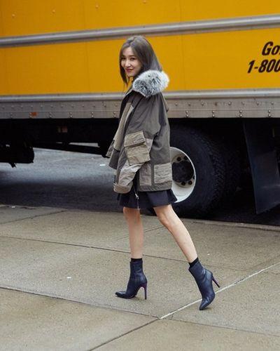 """Tiffany (SNSD) tiết lộ cuộc sống sau khi rũ bỏ """"gánh nặng thần tượng"""" - ảnh 1"""