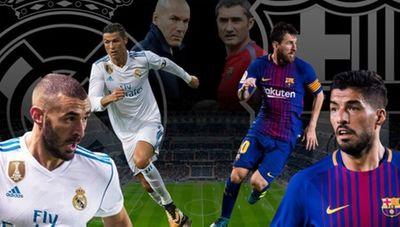 Siêu kinh điển Barcenola - Real Madrid: Chiến đấu vì danh dự - ảnh 1