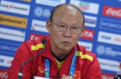 HLV Park Hang-seo nói gì sau trận thua của ĐT Việt Nam trước Iran? - ảnh 1