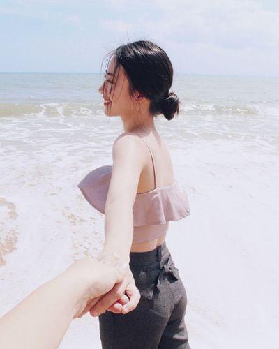 Bạn gái mới của Rocker Nguyễn: Chân dài, xinh đẹp không kém gì hoa hậu, diễn viên - ảnh 1