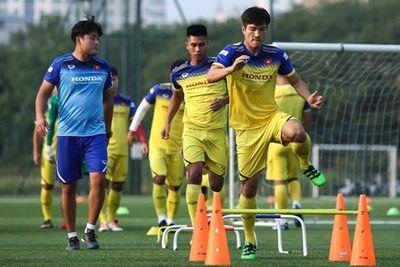 Tin tức thể thao mới nóng nhất ngày 9/10/2019: Cầu thủ Malaysia quyết tâm có điểm trên sân Mỹ Đình - ảnh 1