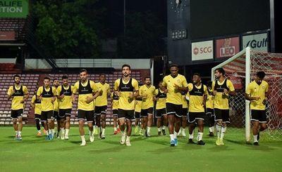 Nguyên nhân thực sự khiến UAE mượn sân tập Thái Lan trước khi sang Việt Nam - ảnh 1