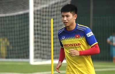 HLV Park Hang-seo chốt danh sách 23 cầu thủ đấu UAE, loại Trọng Hùng và Lê Văn Đại - ảnh 1