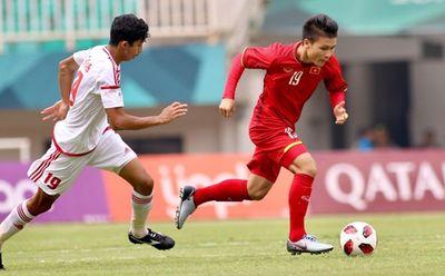 Xem trực tiếp trận Việt Nam - UAE vòng loại World Cup 2022 ở những kênh nào? - ảnh 1