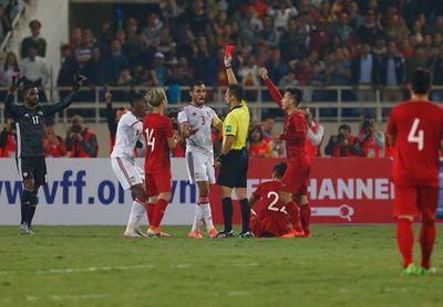 """Báo UAE lẫn báo Thái Lan đều """"ngả mũ"""" trước tuyển Việt Nam - ảnh 1"""