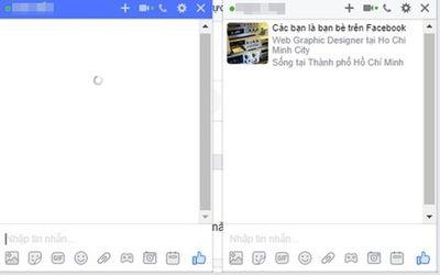 Nhiều người báo lỗi không thể truy cập Facebook Messenger - ảnh 1