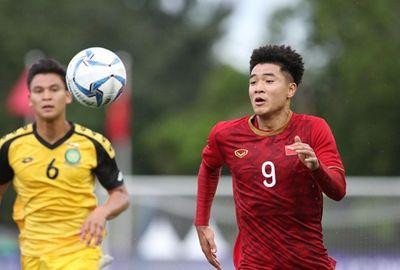 Thắng đậm U22 Brunei 6-0, U22 Việt Nam chiếm ngôi đầu bảng B - ảnh 1