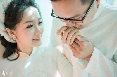Hé lộ về chồng sắp cưới điển trai của BTV Thời sự Thu Hà - ảnh 1