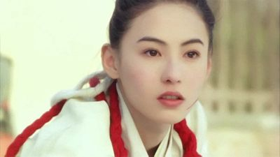"""Nhan sắc khuynh thành thời trẻ của """"mỹ nhân đẹp nhất phim Châu Tinh Trì"""" Trương Bá Chi - ảnh 1"""