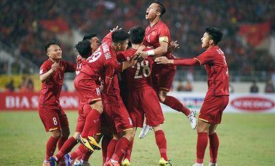 Tuyển Việt Nam khép lại năm 2019 bằng thứ hạng lịch sử trên BXH FIFA - ảnh 1