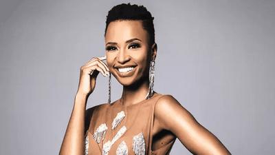 Cận cảnh nhan sắc người đẹp Nam Phi đăng quang Miss Universe 2019 - ảnh 1