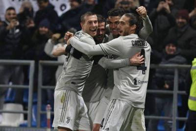 Ronaldo tỏa sáng giúp Juvetus chiếm lợi thế lớn trong cuộc đua vô địch - ảnh 1