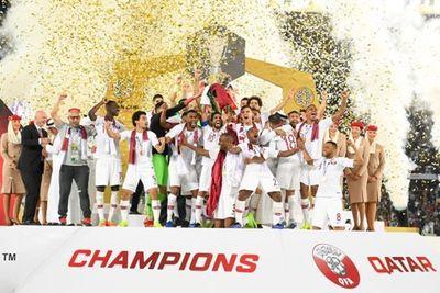 Vô địch Asian Cup, cầu thủ Qatar được Hoàng gia Qatar thưởng sốc nhất lịch sử bóng đá - ảnh 1