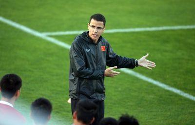 HLV thể lực người Brazil chia tay tuyển Việt Nam trước vòng loại U23 châu Á - ảnh 1