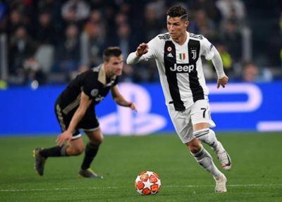 Ronaldo tỏa sáng, Juventus vẫn bị loại cay đắng ở Champions League - ảnh 1