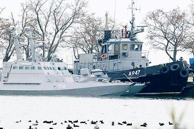 NATO yêu cầu Nga thả tàu và thủy thủ Ukraine - ảnh 1