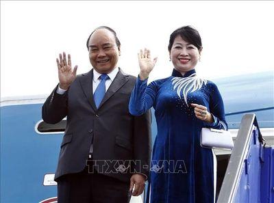 Thủ tướng Nguyễn Xuân Phúc bắt đầu thăm chính thức Vương quốc Thụy Điển - ảnh 1