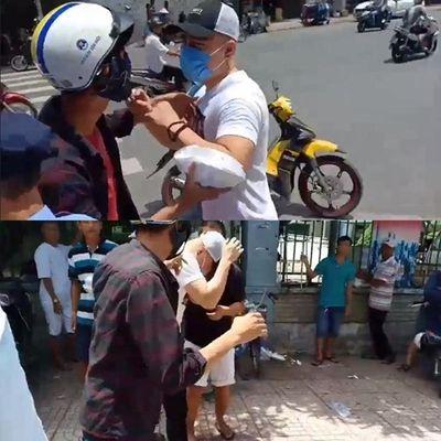 Lê Dương Bảo Lâm nói về lý do bị đánh khi đang phát cơm từ thiện - ảnh 1