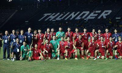 Đội tuyển Việt Nam sẽ tham gia những giải đấu nào sau King