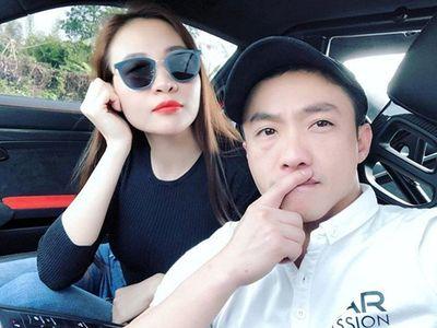 Đàm Thu Trang lần đầu lên tiếng về tin đồn mang bầu với Cường đô la - ảnh 1