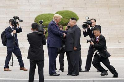 Nga, Trung Quốc nói gì về cuộc gặp Mỹ - Triều tại khu phi quân sự DMZ? - ảnh 1