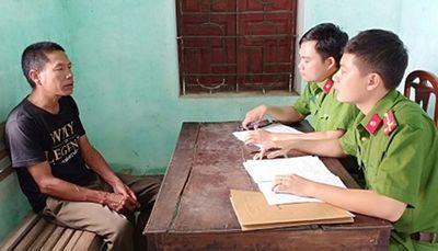 Khởi tố, bắt tạm giam đối tượng gây cháy rừng ở Hà Tĩnh vì đốt rác - ảnh 1