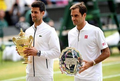 Djokovic - Federer nói gì khi tạo nên lịch sử ở Wimbledon? - ảnh 1
