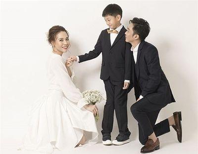 Cường Đô la - Đàm Thu Trang tung trọn bộ ảnh cưới đẹp lung linh trước ngày trọng đại - ảnh 1