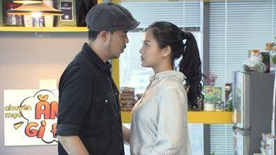 Video Về nhà đi con tập 58: Ánh Dương đau khổ nhìn chú Quốc hôn chị Huệ - ảnh 1