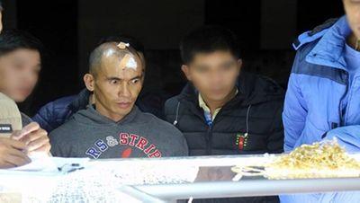 Lâm Đồng: Tóm gọn kẻ mang búa, bình xịt hơi cay đi cướp tiệm vàng - ảnh 1
