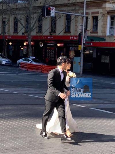 Nghi vấn Đông Nhi - Ông Cao Thắng chụp ảnh cưới ở nước ngoài - ảnh 1