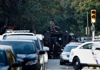 Mỹ: Xả súng nhằm vào cảnh sát, nhiều người bị thương - ảnh 1