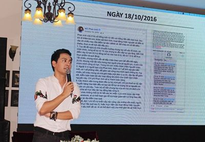 MC Phan Anh rao bán xế sang tiền tỷ, tung bằng chứng không dùng tiền từ thiện mua xe - ảnh 1